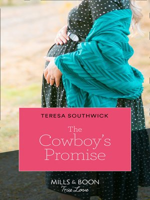 cover image of The Cowboy's Promise