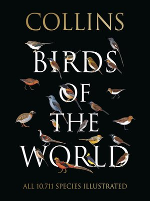 cover image of Birds of the World