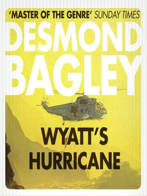 cover image of Wyatt's Hurricane