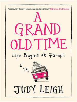 cover image of A Grand Old Time