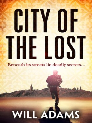 cover image of City of the Lost