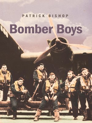cover image of Bomber Boys