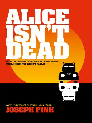 cover image of Alice Isn't Dead