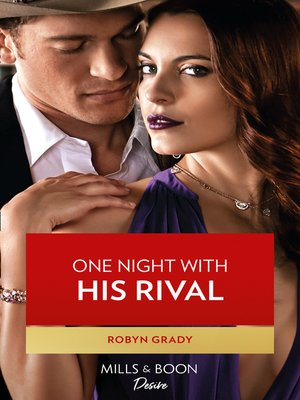 cover image of One Night With His Rival