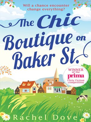 cover image of The Chic Boutique On Baker Street