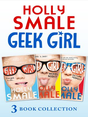 cover image of Box of Geek - Geek Girl / Model Misfit / Picture Perfect