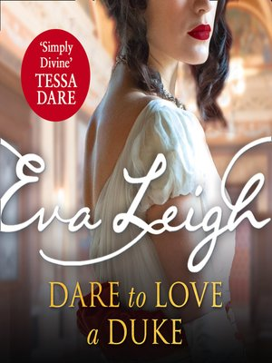 cover image of Dare to Love a Duke (Shady Ladies of London, Book 3)