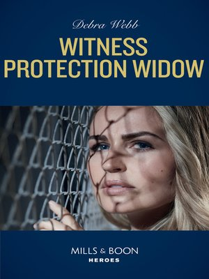 cover image of Witness Protection Widow