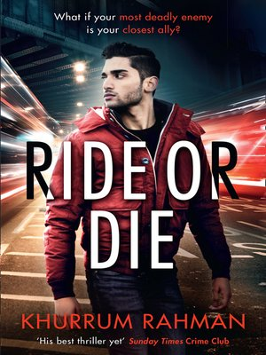 cover image of Ride or Die