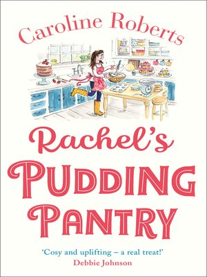 cover image of Rachel's Pudding Pantry