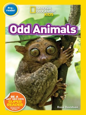 cover image of Odd Animals