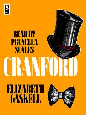 cover image of Cranford (Argo Classics)
