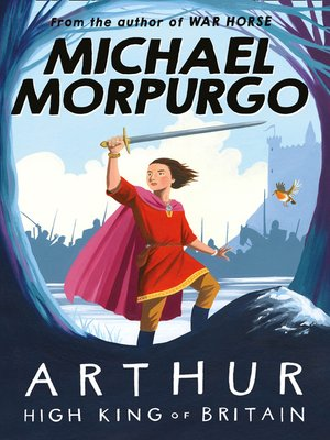 cover image of Arthur High King of Britain