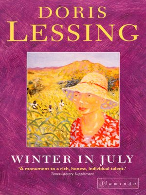 cover image of Winter in July