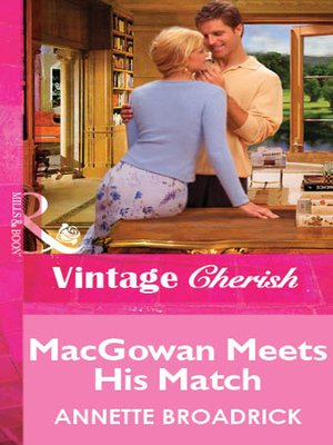 cover image of Macgowan Meets His Match