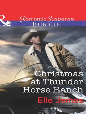 cover image of Christmas at Thunder Horse Ranch