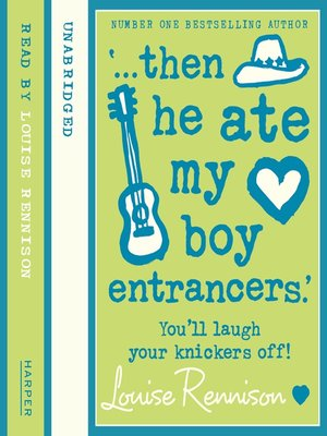 cover image of Then He Ate My Boy Entrancers