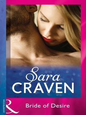 cover image of Bride of Desire