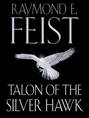 cover image of Talon of the Silver Hawk (Conclave of Shadows, Book 1)