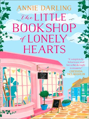cover image of The Little Bookshop of Lonely Hearts
