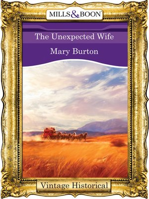 cover image of The Unexpected Wife