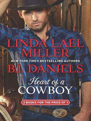 cover image of Heart of a Cowboy