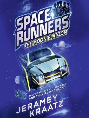 cover image of The Moon Platoon