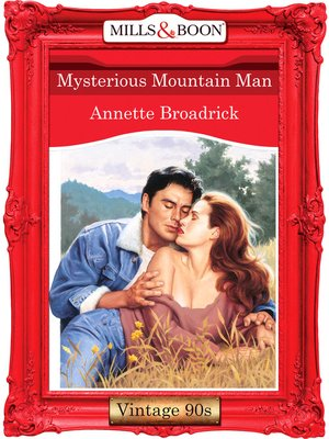 cover image of Mysterious Mountain Man