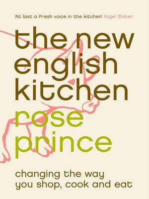cover image of The New English Kitchen