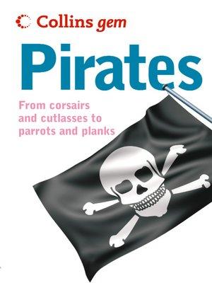 cover image of Pirates (Collins Gem)