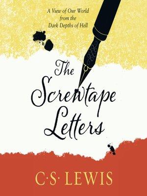 Screwtape letters audiobook