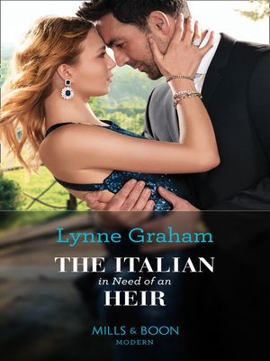cover image of The Italian In Need of an Heir