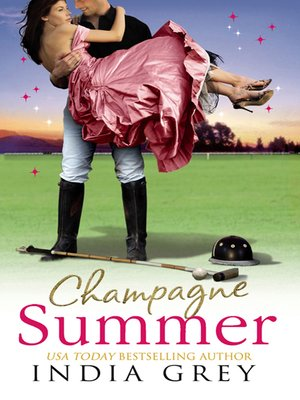 cover image of Champagne Summer
