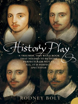cover image of History Play