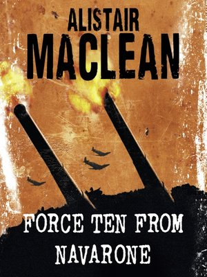 cover image of Force Ten from Navarone