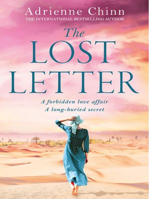 cover image of The Lost Letter from Morocco