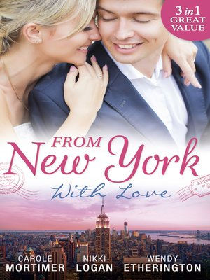 cover image of From New York With Love: Rumours on the Red Carpet / Rapunzel in New York / Sizzle in the City