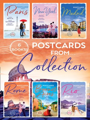 cover image of Postcards From... Collection