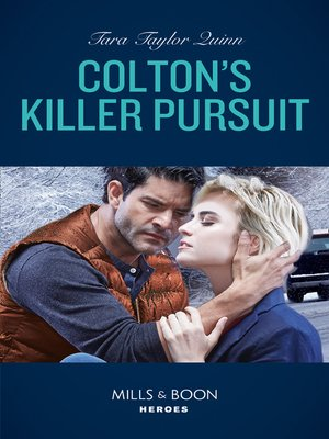 cover image of Colton's Killer Pursuit