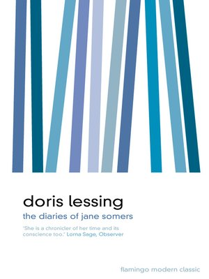 cover image of The Diaries of Jane Somers
