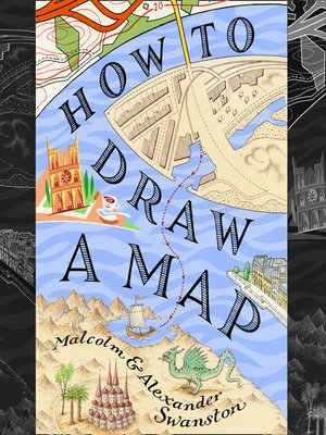 cover image of How to Draw a Map