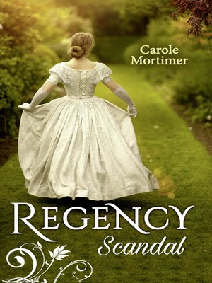 cover image of Regency Scandal