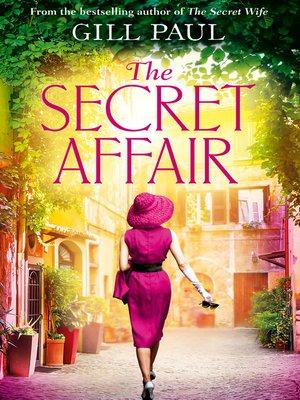 cover image of The Secret Affair