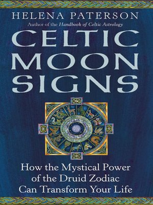 cover image of Celtic Moon Signs