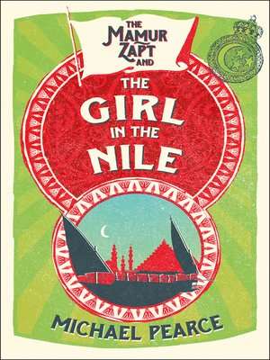 cover image of The Girl in the Nile