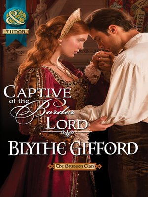cover image of Captive of the Border Lord