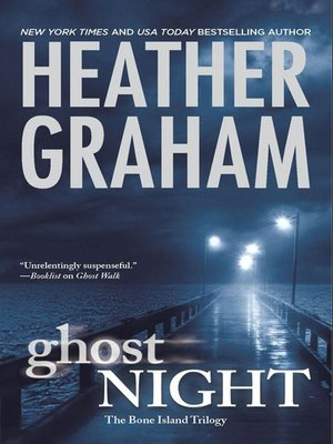 cover image of Ghost Night
