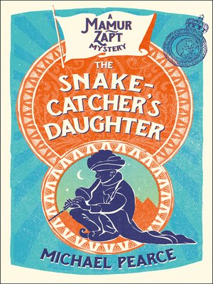 cover image of The Snake-Catcher's Daughter