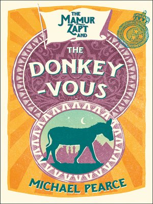 cover image of The Donkey-Vous