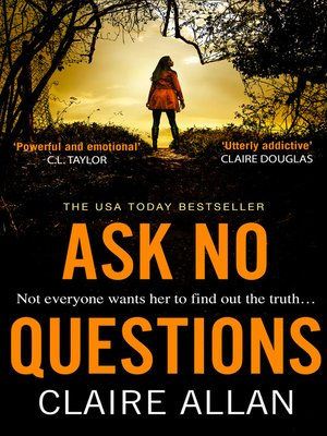 cover image of Ask No Questions